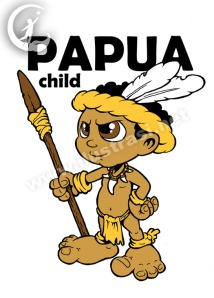 il-papua-child